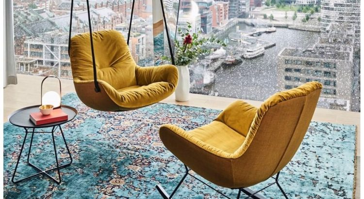 yellow-swing-seat-in-a-luxury-living-room-freifrau-manufactur