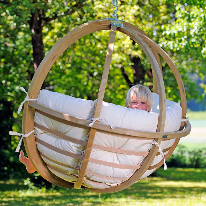 Hanging-Round-Wooden-Chair-Egg-Swing
