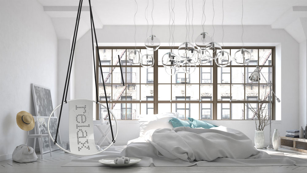 Hanging-chair-Cross-Stitch-bedroom-white-realax-cool-design-bedroom-cool-chair